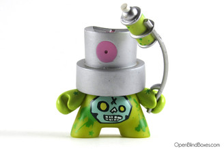 Cycle Series 1 Fatcap Kidrobot Front