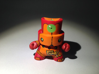 Devious Fatcap Series 1 Kidrobot Front