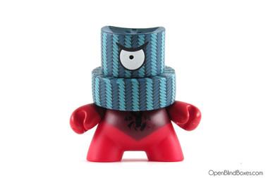 Nano4814 Series 1 Fatcap Kidrobot Front