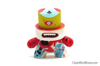 Doma Fatcap Series 1 Kidrobot Front