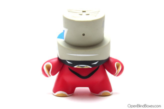 Flying Fortress Series 2 Fatcap Kidrobot Front