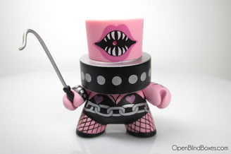 Lady Pink Series 2 Fatcap Front