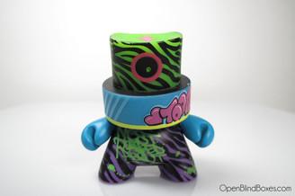 Toofly Series 2 Fatcap Kidrobot Front