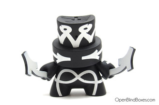 Mad Series 2 Fatcap Kidrobot Front