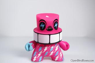 Reach Pink Fatcap Series 2 Kidrobot Front