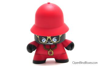Quisp Series 3 Fatcap Kidrobot Front