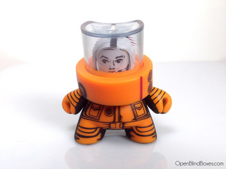 Jon-Paul Kaiser Orange Astronaut Series 3 Fatcap Front