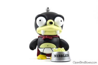 Nibbler Futurama Series 1 Kidrobot Front