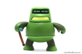 Don Bot No Hat Futurama Series 2 Kidrobot Front