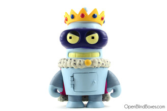 King Bender Futurama Series 2 Kidrobot Front