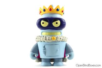 King Bender Futurama Series 2 Kidrobot Front