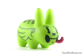 Kronk Envy Green GID Labbit Deadly Sins Kidrobot Right