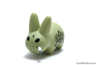 Illuminati Lore Of The Labbit Frank Kozik Kidrobot Left