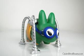 Doctor Octopus Marvel Labbit Frank Kozik Kidrobot Front