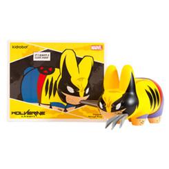 7 Inch Wolverine Labbit Frank Kozik Kidrobot