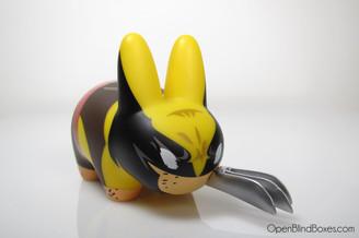 Wolverine Marvel Labbit Frank Kozik Front