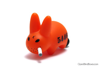 Prisoner 5446 Mini Smorkin Labbit Fried Chicken Frank Kozik Left