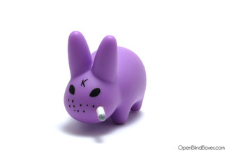 Lavender Labbit Smorkin Labbits 4 Frank Kozik Kidrobot Left