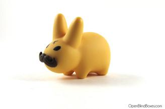 Yellow Mustache Smorkin Labbit 4 Frank Kozik Kidrobot Left