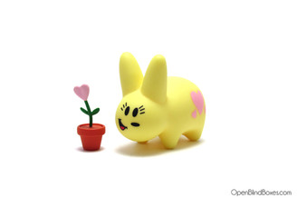 Flower Pot Labbit Frank Kozik Smorkin Series 4 Left