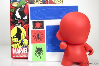 Spider-Man Kidrobot Munnyworld