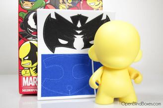 Wolverine Kidrobot Munnyworld