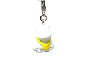 White Bub Chain Munnyworld Zipper Pull Kidrobot