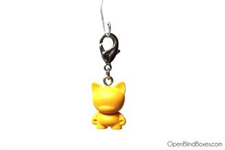 Orange Trikky Munnyworld Zipper Pull Kidrobot