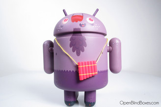 Kelly Denato Pandroid Android Series 3 Front