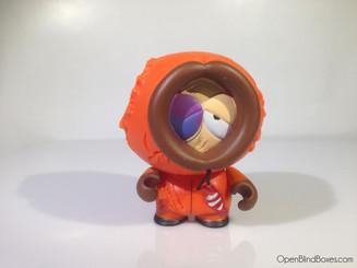 Dead Kenny South Park Kidrobot Front