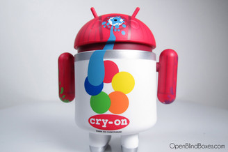 Mad Cry-On Android Series 3 Front