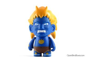 Blue Blanka Street Fighter Series 1 Kidrobot Front
