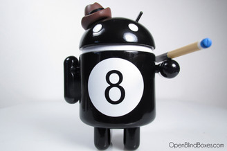 Sket-One 8-Ball Hustler Android Series 3 Front