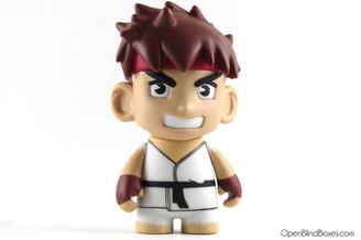 Ryu White Street Fighter Series 1 Kidrobot Front