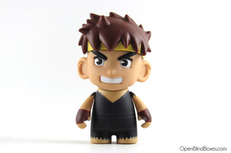 Ryu Black Street Fighter 2 Kidrobot Front