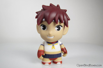 Sakura Street Fighter Series 2 Kidrobot Front