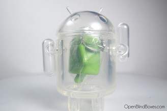 Google Clear Android Series 3 Front