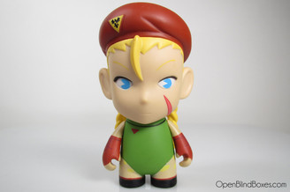 Cammy Street Fighter Series 2 Kidrobot Front
