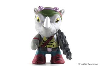 Rocksteady TMNT Kidrobot Front