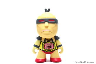 Krang TMNT Kidrobot Series 1 Front