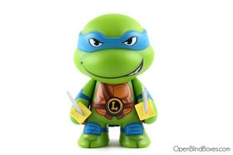 Leonardo TMNT Kidrobot Front