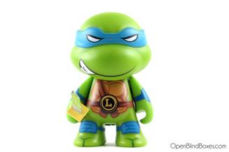 Leonardo TMNT Ooze Action Kidrobot Front