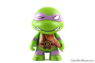 Donatello Ooze Action TMNT Kidrobot Front