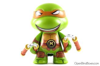 Michelangelo TMNT Kidrobot Front
