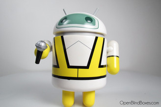 KaNO Intergalactic Android Series 3 Front
