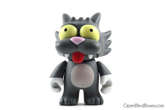 Scratchy Simpsons Series 1 Kidrobot Front