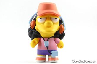 Otto Simpsons Series 2 Kidrobot Front