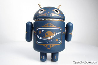 Andrew Bell Astronomition Android Series 4 Front
