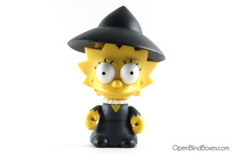 Witch Lisa Treehouse Of Horror Kidrobot Front
