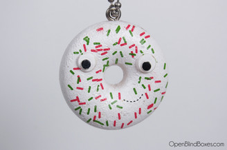 Red Green Sprinkle Yummy Donuts Heidi Kenney Front
